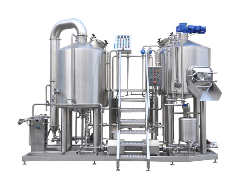 600l Beer Making Equipment Brewhouse China Brewing Equipment