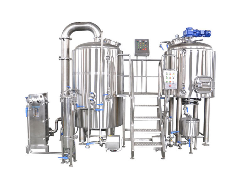 Two Vessels Brewhouse China Brewing Equipment