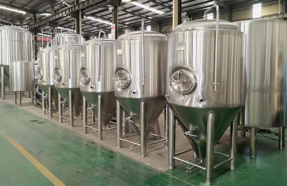 600l 6hl Micro Beer Equipment China Brewing Equipment