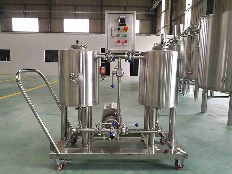 Brewpubs Equipment 2hl 20hl Per Brew With2 3 Vessel