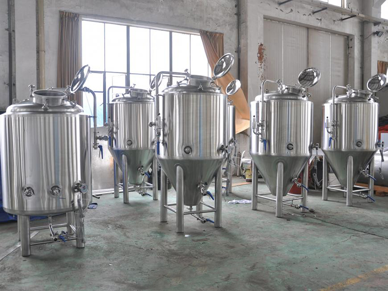 5BBL Beer Fermentation Equipment - China Brewing Equipment