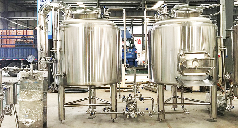 3bbl Brewing System Jinan Zhuoda Machinery Equipment Co