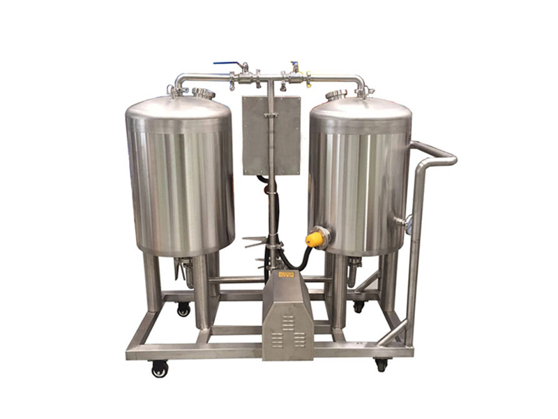 Microbrewery System China Brewing Equipment