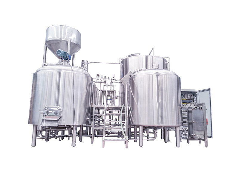 Turnkey Brewing System China Brewing Equipment
