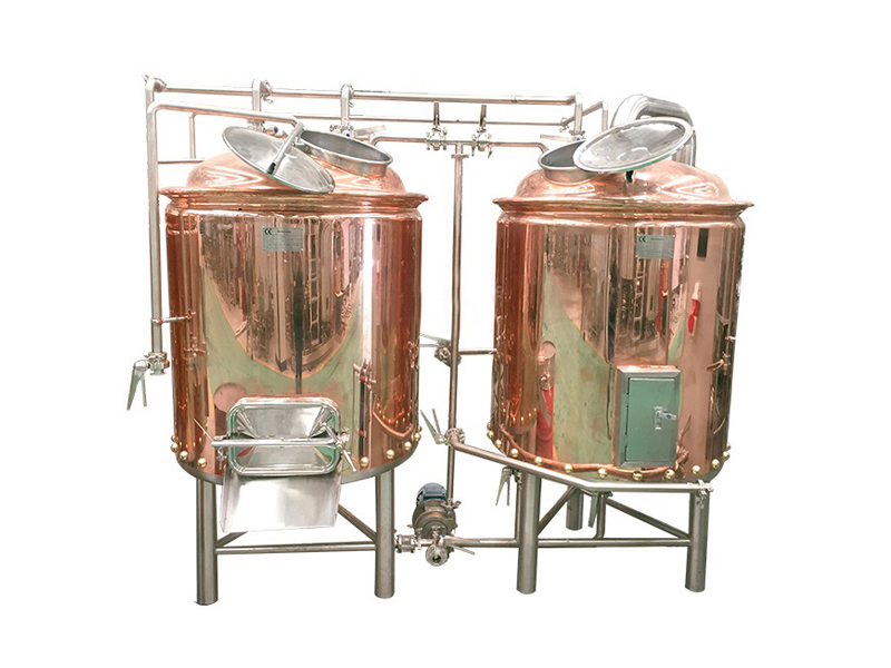 Electric Brewing Systems China Brewing Equipment