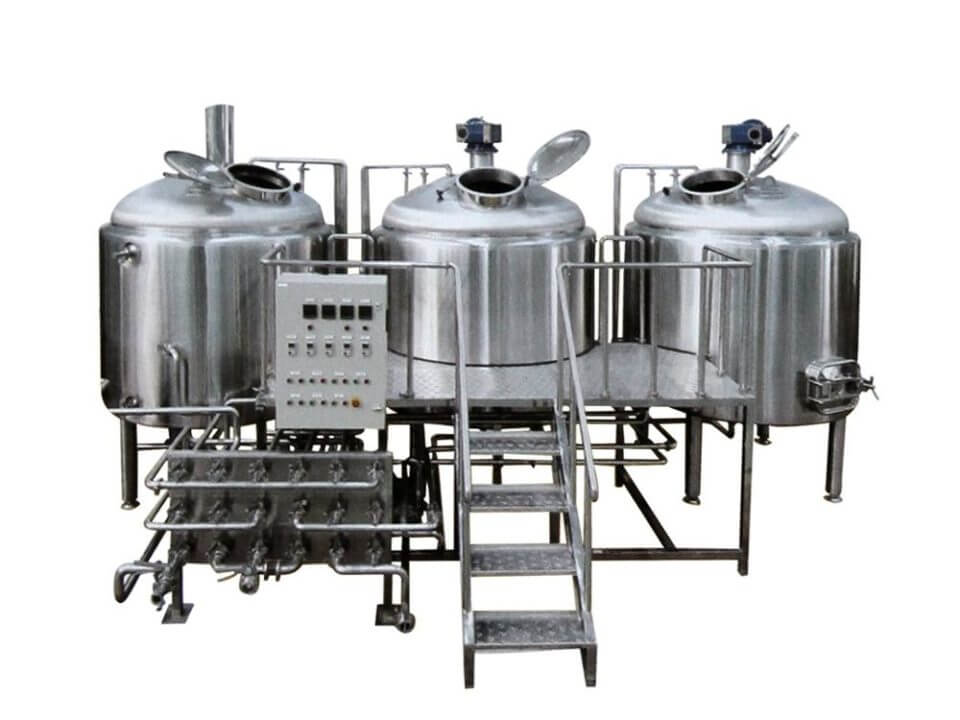 Large industrial Beer Brewery Equipment